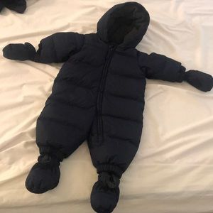 Baby Gap - Like New - Down Winter Suit